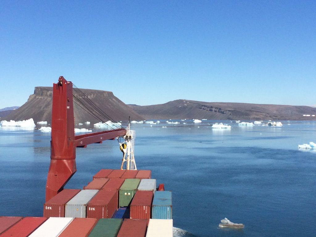 port  slnc adds thule service
