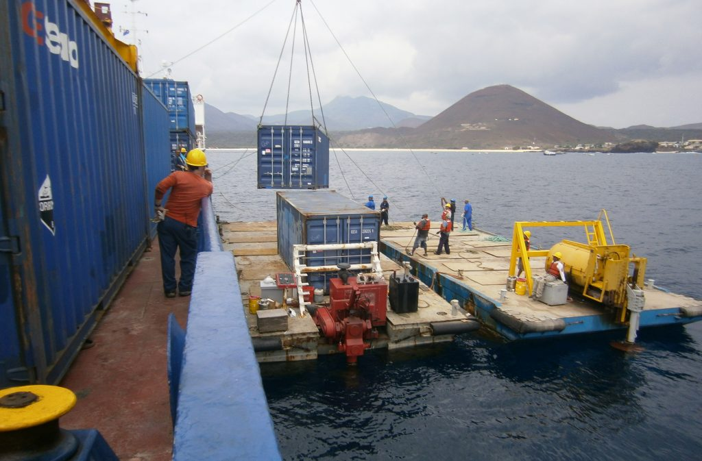 Shipping to Ascension Island, Liner Service to Ascension Island